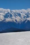 Montagne di Caucaso, Svaneti Immagini Stock Libere da Diritti