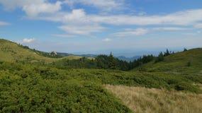 Montagne di Ciucas in Romania 22 Fotografie Stock