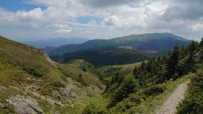 Montagne di Ciucas in Romania 12 Fotografie Stock Libere da Diritti