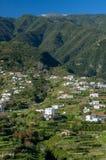 Montagne di Cumbre, La Palma, isole Canarie Fotografia Stock
