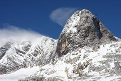 Montagne di Dachstein Fotografie Stock