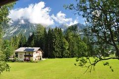 Montagne di Dachstein, Austria Immagini Stock