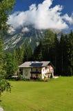 Montagne di Dachstein, Austria Immagine Stock Libera da Diritti