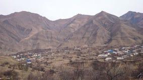 Montagne di Dagestan fotografia stock