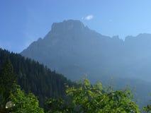 Montagne di Dolomity Fotografie Stock Libere da Diritti