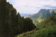 Montagne di Drakensberg Immagine Stock Libera da Diritti