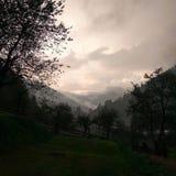Montagne di Dzembronya Immagini Stock