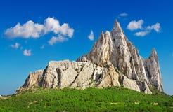 Montagne di estate Fotografie Stock