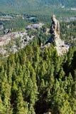 Montagne di Gran Cnaria, Spagna Immagini Stock Libere da Diritti