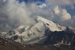 Montagne di Hight fotografie stock libere da diritti