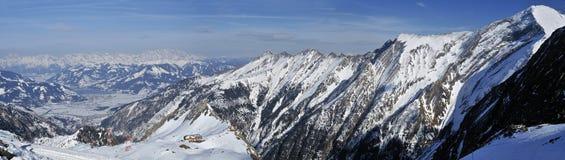 Montagne di Hohe Tauern Fotografia Stock Libera da Diritti