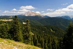 Montagne di Ilgaz Fotografia Stock