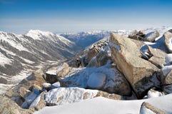 Montagne di Kackar in Turchia Immagini Stock Libere da Diritti