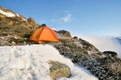Montagne di Kackar in Turchia Fotografie Stock