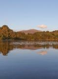 Montagne di Lingua gallese Fotografia Stock Libera da Diritti