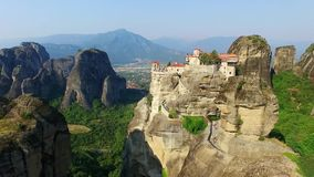 Montagne di Meteora archivi video