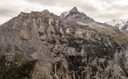 Montagne di Murren Fotografia Stock Libera da Diritti