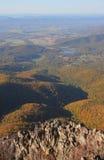 montagne di paesaggio Fotografia Stock