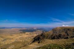 Montagne di Parang in Romania Fotografia Stock