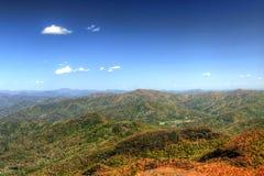 Montagne di Ridge blu Fotografia Stock Libera da Diritti