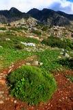 Montagne di Rif Fotografie Stock Libere da Diritti