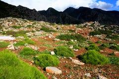 Montagne di Rif Fotografia Stock Libera da Diritti
