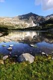 Montagne di Rila Fotografia Stock Libera da Diritti