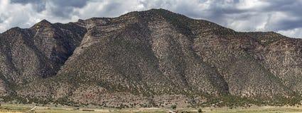 Montagne di Sanpete Fotografia Stock