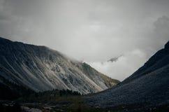 Montagne di Sayan Fotografia Stock
