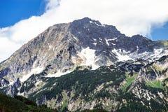 Montagne di Shtiria, Austria, ad estate Immagine Stock