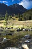 Montagne di Tatra immagine stock libera da diritti
