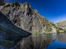 Montagne di Tatra in Polonia in Europa immagini stock