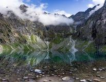 Montagne di Tatra in Polonia in Europa fotografia stock libera da diritti
