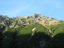 Montagne di Tatry Fotografie Stock Libere da Diritti