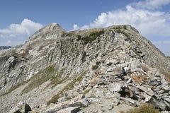 Montagne di Wasatch Fotografia Stock