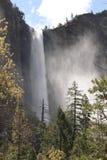 Montagne di Yosemite Fotografie Stock Libere da Diritti