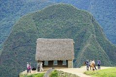Montagne du Pérou photo stock