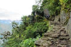 Montagne du Pérou photos libres de droits