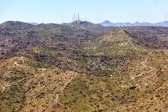 Montagne du sud images stock