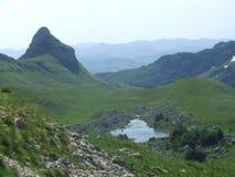 Montagne Durmitor Images libres de droits