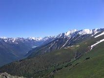 Montagne e natura immagini stock