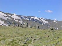Montagne e natura Immagini Stock Libere da Diritti
