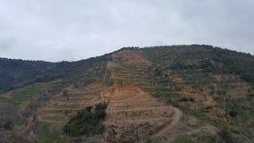 Montagne en Crète Photographie stock libre de droits