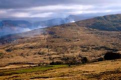 Montagne en Irlande image libre de droits