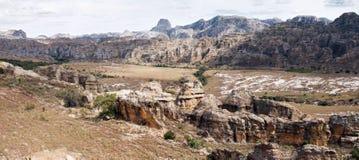 Montagne en pierre de sable Image stock