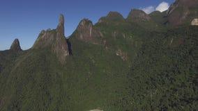 Montagne esotiche Montagne meravigliose stock footage