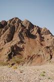 Montagne et désert Photos libres de droits