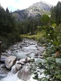Montagne Fiumi Стоковая Фотография