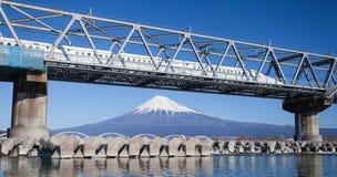 Montagne Fuji Photo libre de droits