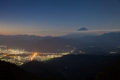 Montagne Fuji Photo stock